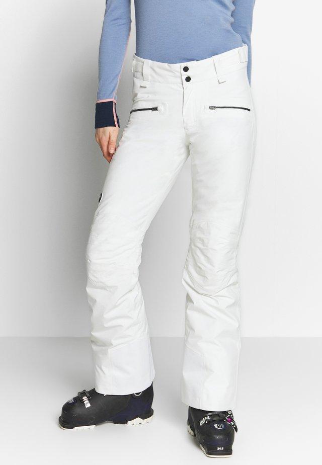 Zimní kalhoty - off white