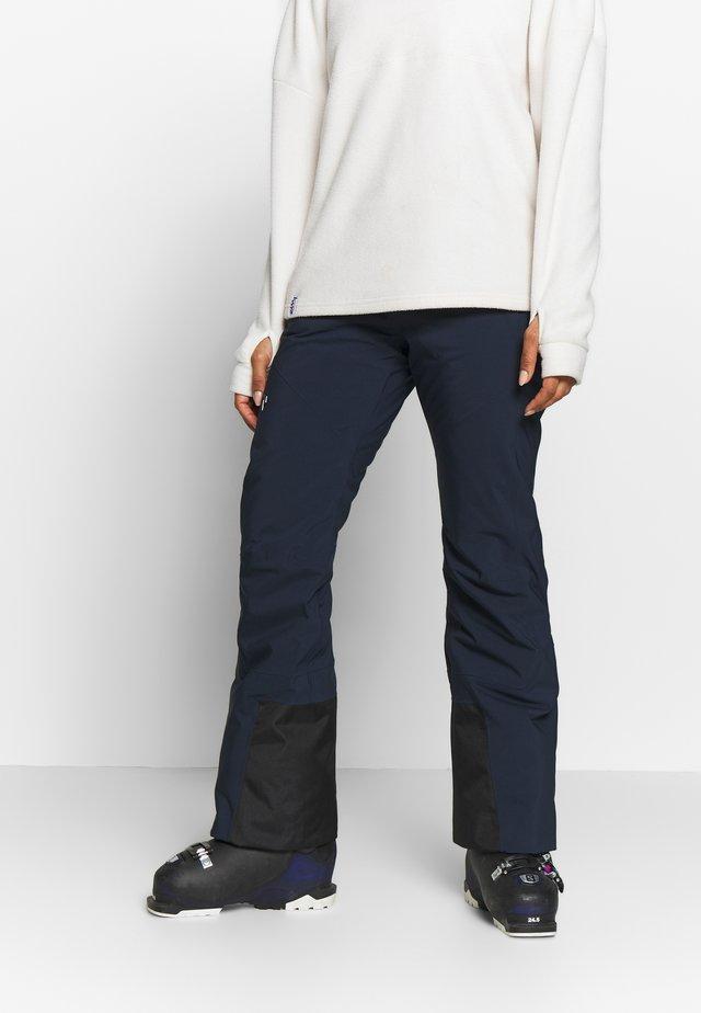 RIDER SKIP - Zimní kalhoty - blue shadow