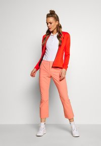 Peak Performance - ILLUSION CROPPED PANTS - Trousers - perched - 1