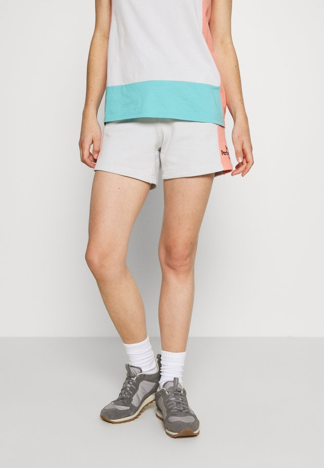 ORIGINAL BLOCKED SHORTS - Sports shorts - light grey