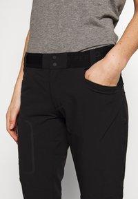 Peak Performance - LIGHT SCALE PANT - Outdoor trousers - black - 3