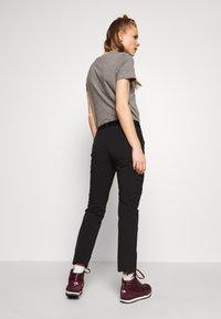 Peak Performance - LIGHT SCALE PANT - Outdoor trousers - black - 2