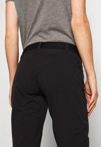 Peak Performance - LIGHT SCALE PANT - Outdoor trousers - black - 6