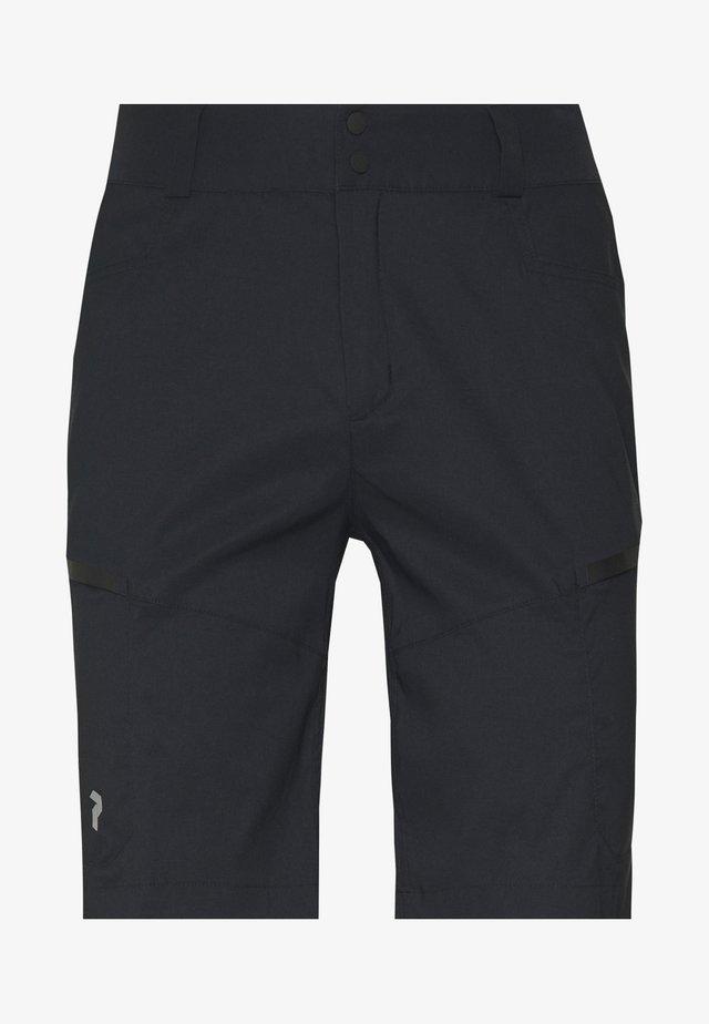 ICONIQ CARGO SHORTS - kurze Sporthose - black
