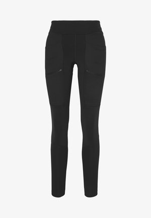 TRACK - Collants - black