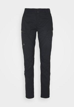 ICONIQ CARGO PANT - Trousers - black