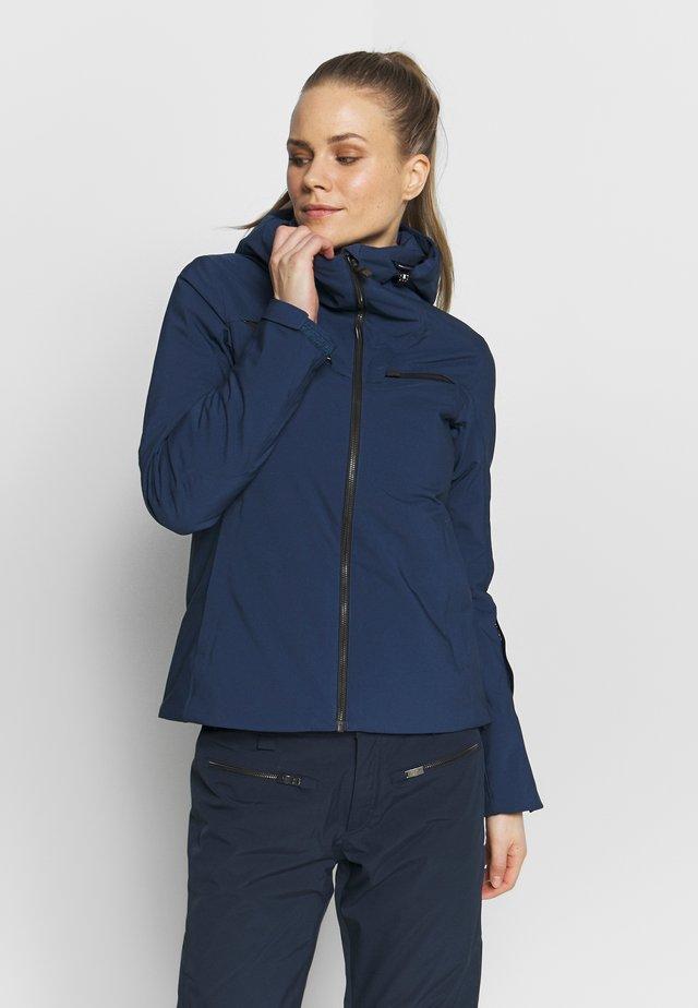 LANZO  - Lyžařská bunda - decent blue