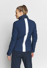 Peak Performance - LANZO  - Lyžařská bunda - decent blue - 3