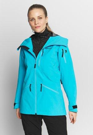 Hardshell jacket - glacier glow