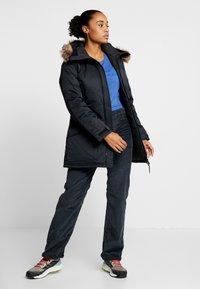 Peak Performance - LOCAL  - Zimní kabát - black - 1