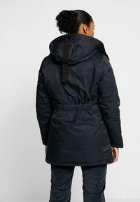 Peak Performance - LOCAL  - Zimní kabát - black - 3