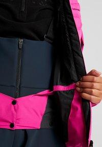 Peak Performance - FROS - Snowboardová bunda - power pink - 4