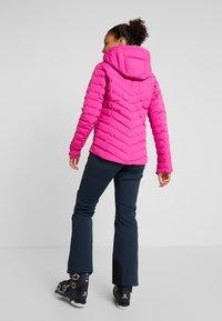 Peak Performance - FROS - Snowboardová bunda - power pink - 2