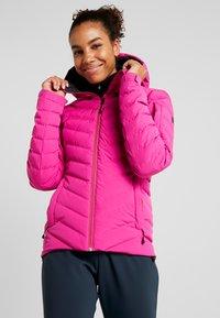 Peak Performance - FROS - Snowboardová bunda - power pink - 0