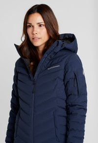 Peak Performance - FROS - Snowboard jacket - blue shadow - 4