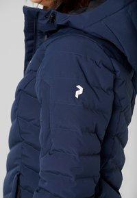 Peak Performance - FROS - Snowboard jacket - blue shadow - 7