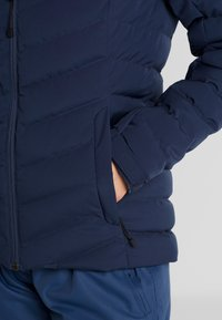 Peak Performance - FROS - Snowboard jacket - blue shadow - 5