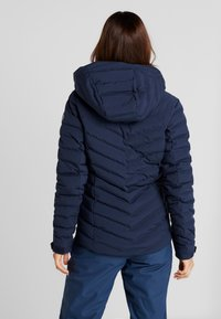 Peak Performance - FROS - Snowboard jacket - blue shadow - 2