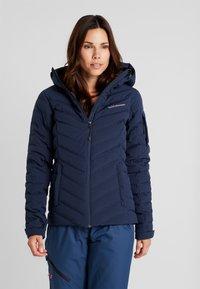 Peak Performance - FROS - Snowboard jacket - blue shadow - 0