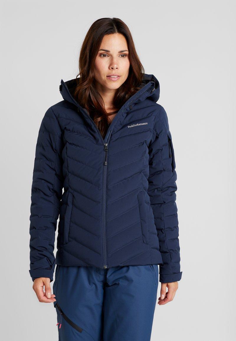 Peak Performance - FROS - Snowboardová bunda - blue shadow