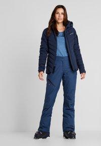 Peak Performance - FROS - Snowboard jacket - blue shadow - 1