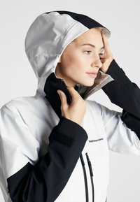 Peak Performance - Skijakke - offwhite - 3