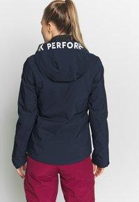 Peak Performance - Lyžařská bunda - blue shadow - 2