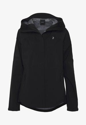 DAYBREAK JACKET - Hardshell jacket - black