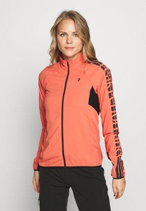 ECLECTIC JACKET - Sports jacket - orange
