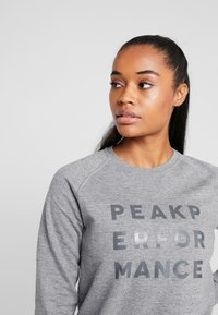 Peak Performance - GROUND  - Sweatshirt - grey melange - 3
