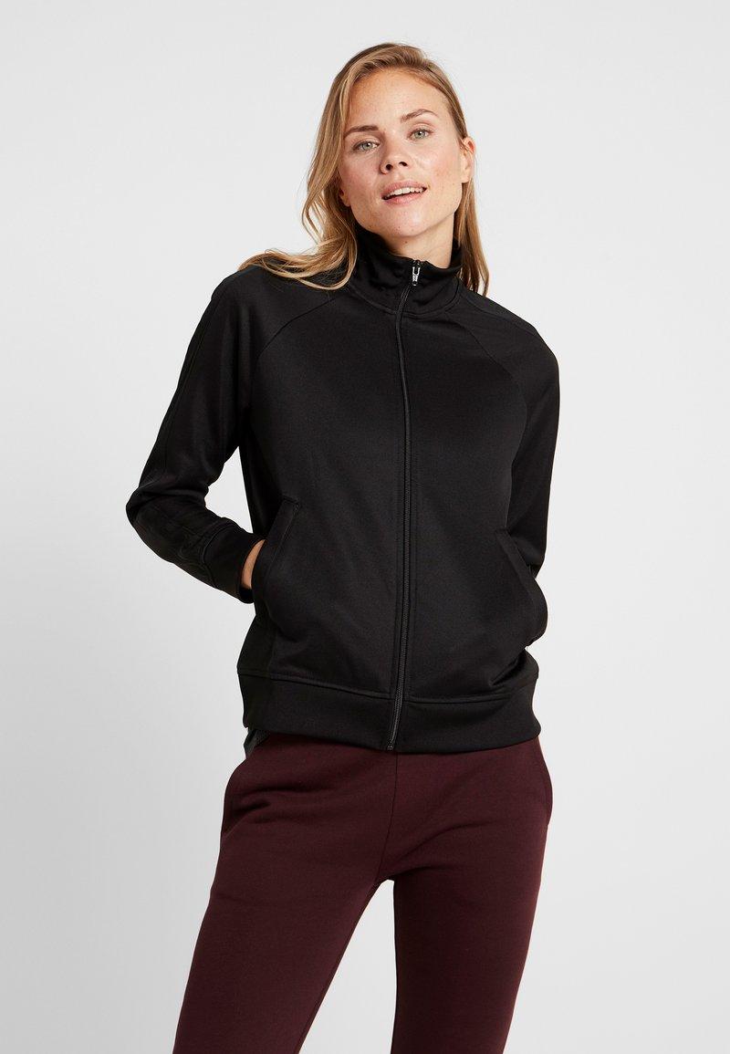 Peak Performance - Zip-up hoodie - black
