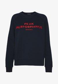 Peak Performance - Sweatshirt - salute blue - 3