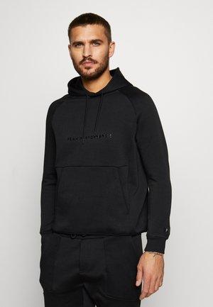 TECH HOOD - Sweatshirt - black