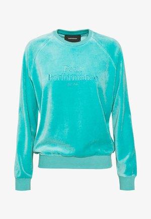 ORIGINAL CREW - Sweatshirt - tonic sky