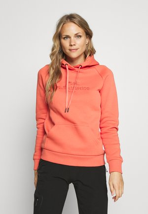 ORIGINAL HOOD - Sweat à capuche - clay red