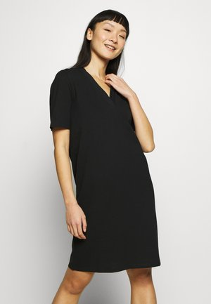 TECH DRESS - Day dress - black