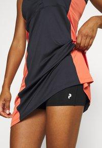 Peak Performance - SLATE SET - Sportovní šaty - clay red - 5