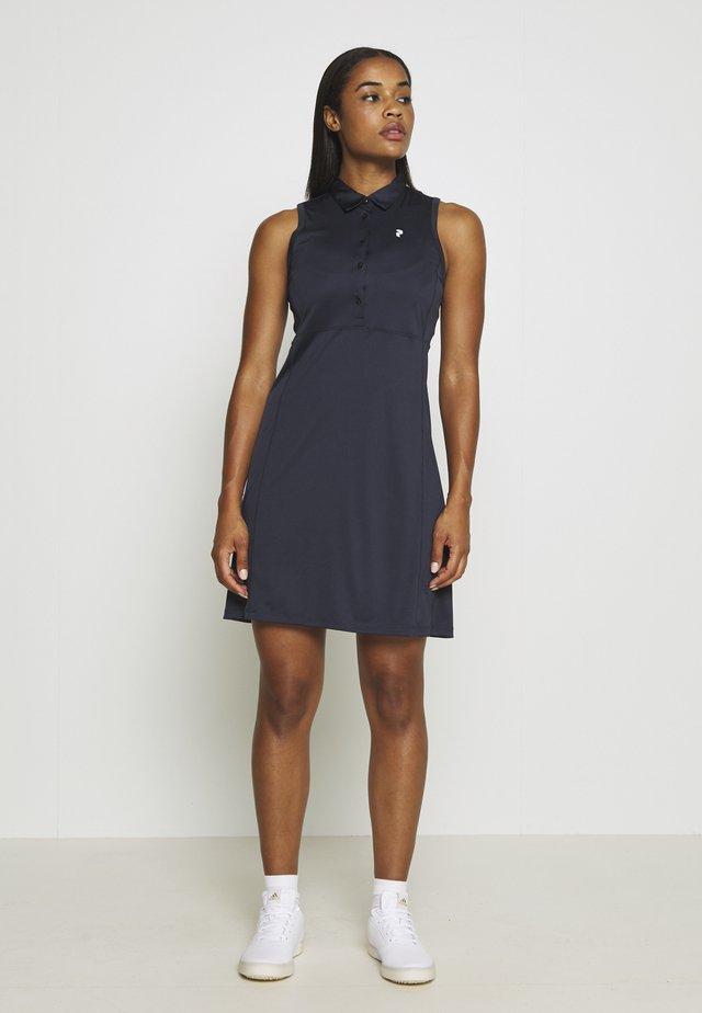 SLATE SET - Sports dress - blue shadow