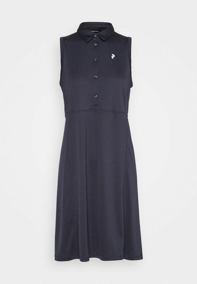 SLATE - Sportovní šaty - blue shadow