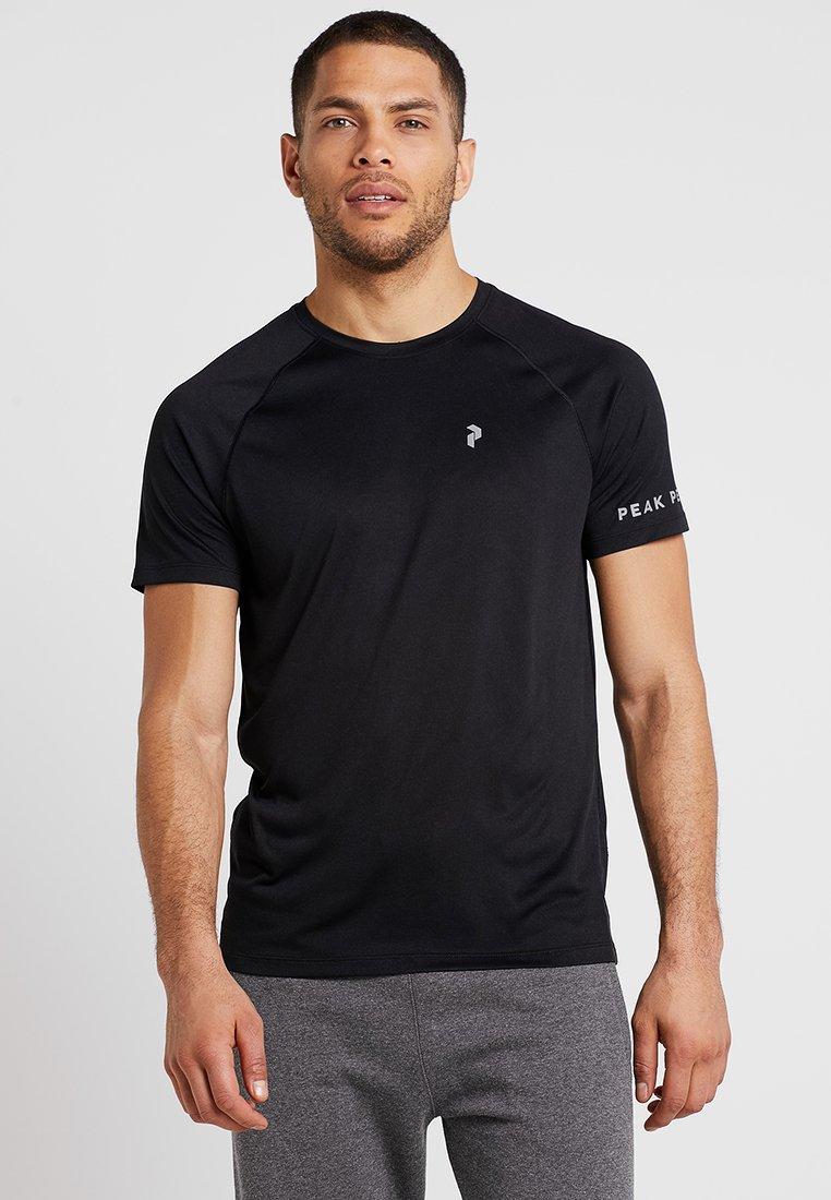 Peak Performance - T-shirt print - black