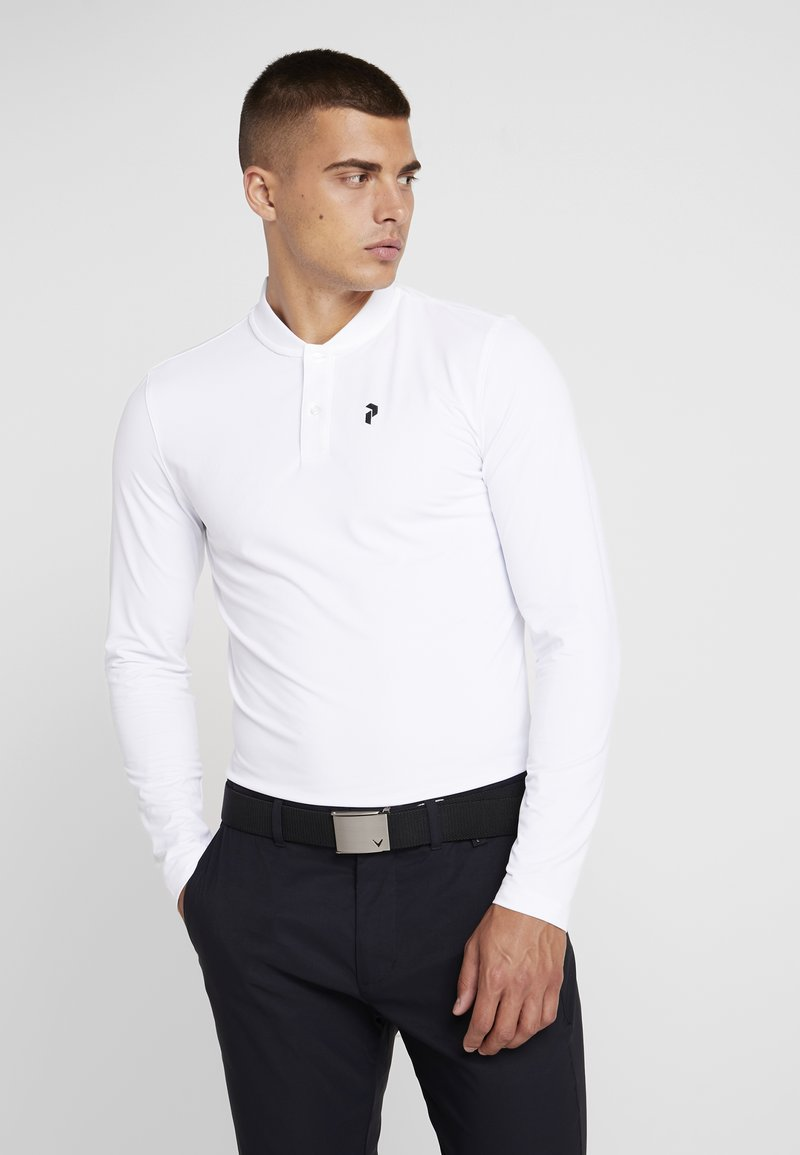 Peak Performance - AUSTIN - Langarmshirt - white