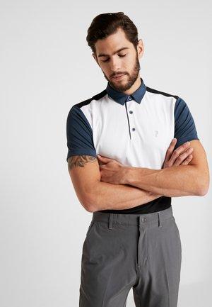 RATOURPO - Poloshirt - black