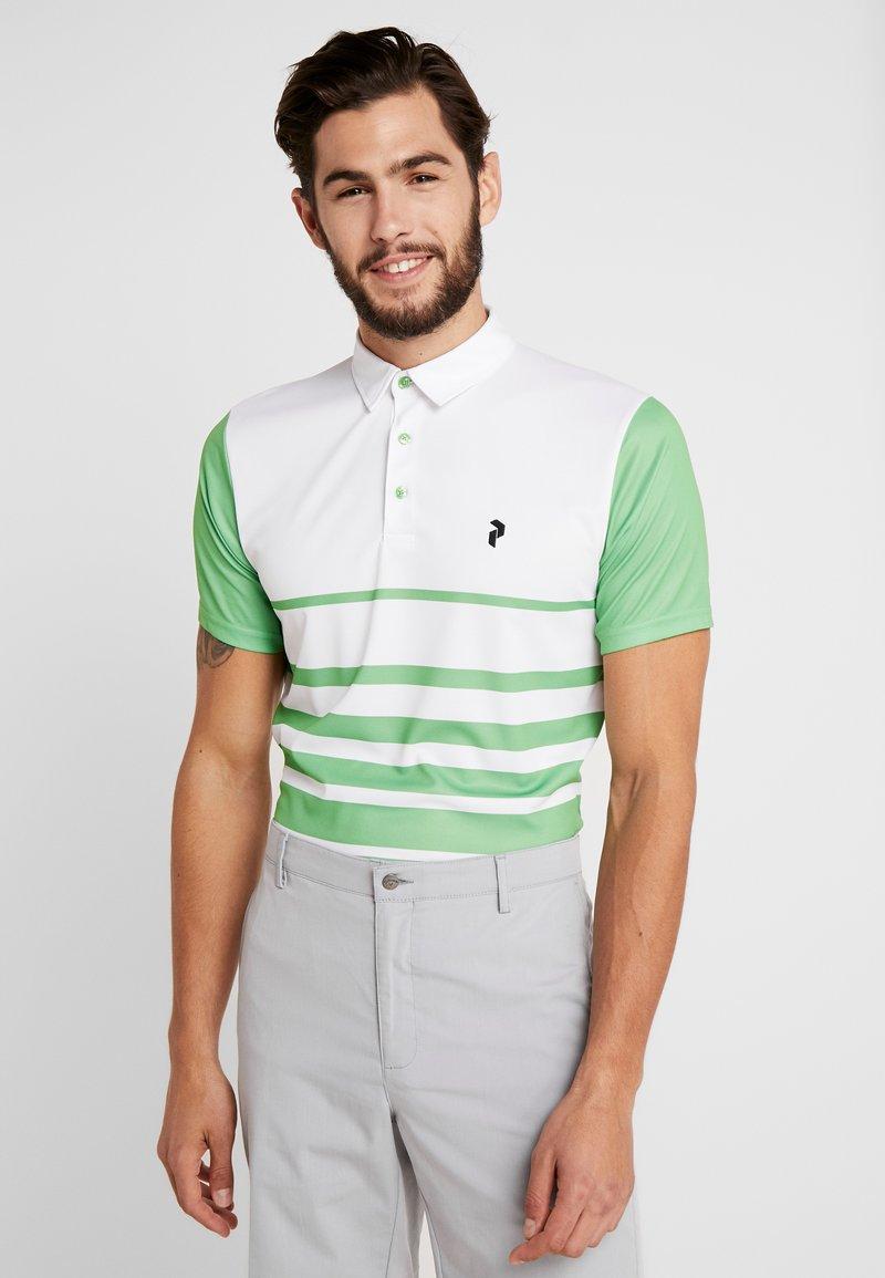 Peak Performance - BANDONPRPO - Polo shirt - vibe green