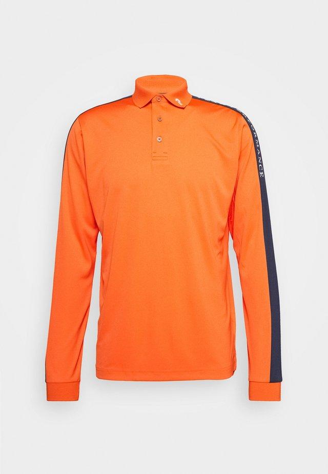 PLAYER  - Poloshirt - orange