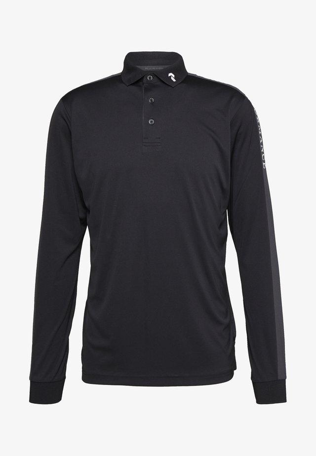 PLAYER  - Polo shirt - black