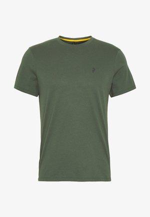 RIDER TEE - T-shirts med print - drift green