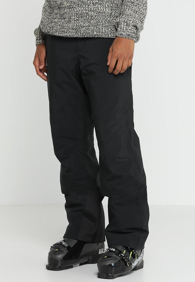 Peak Performance - MAROON - Snow pants - black