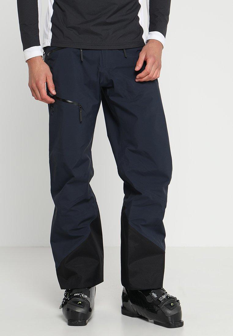 Peak Performance - TETON PANTS - Snow pants - salute blue