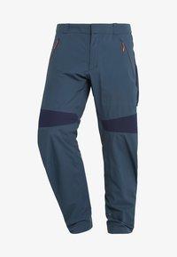 Peak Performance - Pantalones montañeros largos - blue steel - 5