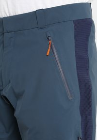 Peak Performance - Pantalones montañeros largos - blue steel - 6